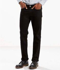 Levi's 514 Big & Tall Straight-Fit Jeans Big & Tall Jeans, Black Jeans, Pepe Jeans, Jeans 501, Rica Lewis, Jeans Regular, Jean Straight, Plus Size Jeans, Interview