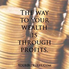 Leslie Hassler   Finding Your Wealth In Your Profits   Episode 030