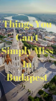 Things you can't simply miss in Budapest. There are a hundred exciting things to do in Budapest– some of them are popular among a lot of tourists, and some of them are rather underground. Click to read more at http://www.divergenttravelers.com/things-to-do-in-budapest/