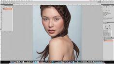 Retocar fotografías: Vídeo tutoriales de Photoshop   Una Zona Geek