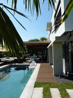 Terrasse: Moderner Pool Von Mussler Gesamtplan Gmbh