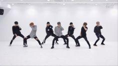 방탄소년단 '피 땀 눈물 (Blood Sweat & Tears)' Dance Practice -- when I need to review for the upcoming final exams but here I am.. TT^TT