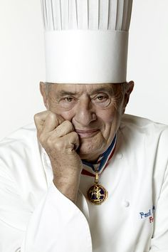 Chef Paul Bocuse Harks Back to His Youth