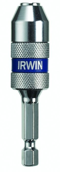 IRWIN Tools 1882442 Impact Performance Series Irwin Quick Change Extension 1//4-Inch Shank 2 1//2-Inch Length
