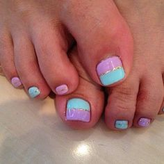Will look cuter on my toes