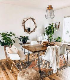 Neue stilvolle böhmische Wohnkultur und Design-Ideen