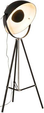 Floor Lamp Bowl Black by #KAREDesign