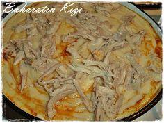 Ne zamandır canımın çektiği bu nefis yöresel yemeğimizi hafta sonu babannem üşenmeden yaptı benim için:)Bulgaristan'ın Eski Cuma y...