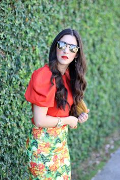 Anyelina's Closet: Citrics Colors