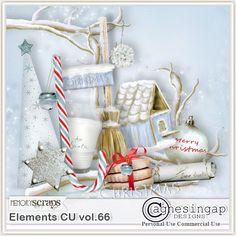 Elements CU vol.66 | Agnesingap Designs