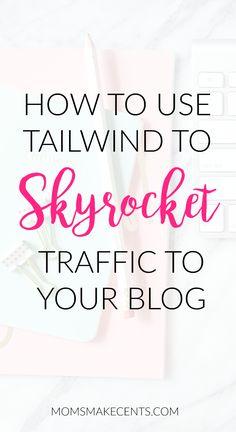 How To Use Tailwind To Skyrocket Traffic To Your B. Social Media Trends, Social Media Plattformen, Marketing Digital, Content Marketing, Affiliate Marketing, Media Marketing, Marketing Strategies, Facebook Marketing, Make Money Blogging