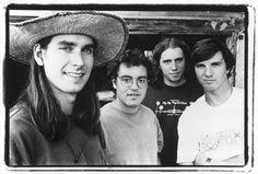 Original lineup of Strangefolk