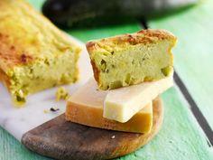 Gâteau magique à la courgette : Recette de Gâteau magique à la courgette - Marmiton