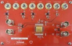 36 V Rad Hard Precision Instrumentation Amplifier