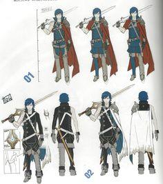 fire emblem awakening chrom cosplay - Google Search