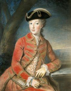 Estante da Moriel: Marie Antoinette