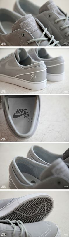 aeaaca88cc6 fragment design x Nike SB Zoom Stefan Janoski (Detailed Pictures