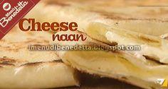 Cheese Naan | la ricetta di Benedetta Parodi