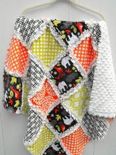 rag quilts can be cute too!!