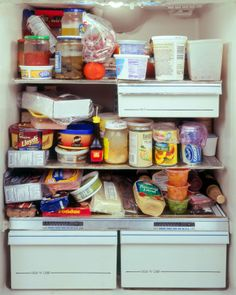 Meet Mark Menjivar, The Walker Evans Of Refrigerator Photography | Food Republic