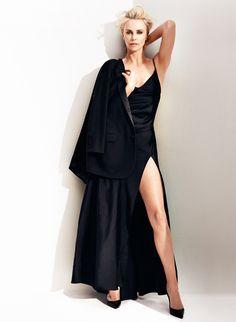 Charlize Theron - GQ UK 2016