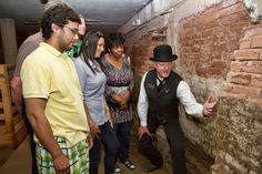 Old Sacramento Undergound Tours - Adult Evening Tours This 1.5 hour walking tours contain adult themes. Adult Evening Tour times are as follows: September 4 through October 5  - Thursday, Friday, Saturday: 6:00PM October 9 through October 30 - Thursday: 6:00PM Adult Evening Tours are $20