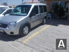 Ford Tourneo Connect 75PS 2011 MODEL 75 BG.