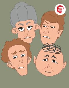 2D and 3D Assets for Animation - Reallusion Marketplace 3d Assets, Funny People, Family Guy, Animation, Guys, Fictional Characters, Animation Movies, Fantasy Characters, Sons