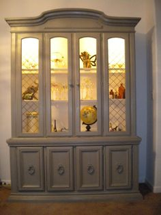 Broyhill China Cabinet  PRICE REDUCED by KnockOnWoodCA on Etsy, $650.00  ORDERED!