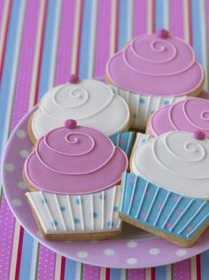 Cupcake Cookies Zoe Clark Cakes