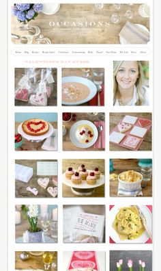 Jenny Steffens Hobick: Valentine's Day Inspiration Guide - Recipes, Cookies, Homemade Gifts & Printable Labels