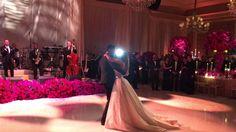 Sofia Vergara's & Joe Manganiello First Dance As Husband And Wife - YouTube