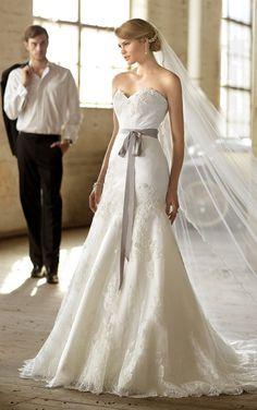 Wedding Dresses With Stylish Straps 2014 � Essence Australia