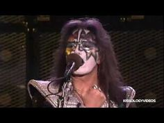 """day 6 - a song that reminds you of a best friend: Ace Frehley (KISS) """"New York Groove"""" Growing up, my friend Ginger and I played rock-star-detectives where I was always Ace and she was Sheena Easton.  We'd rock a show and punch bad guys in the face!"""