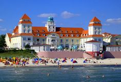 Binz, Island of Rügen, German Baltic coast