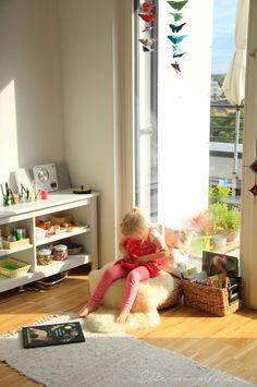 Eltern vom Mars: Julia's Montessori-Zimmer