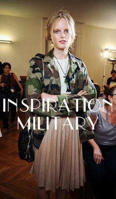 TREND-SET-THIS: MILITARY