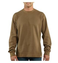 Carhartt - Product - Men's Sweater Knit Crewneck