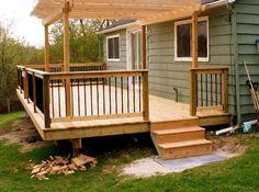 Small Deck Designs