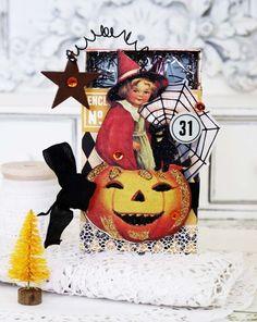 a matchbox halloween...