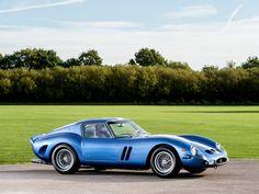 The most expensive car in the world - Ferrari 250 GTO - $55,000,000