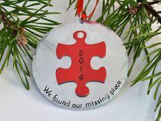 adoption christmas ornament - Google Search