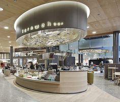 Fernweh Bar by Detail Design GmbH, Zurich Airport – Switzerland » Retail Design Blog