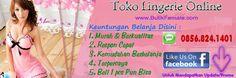 Toko Lingerie Online