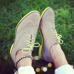 Cole Haan Alisa Oxford. Hubby's fave.