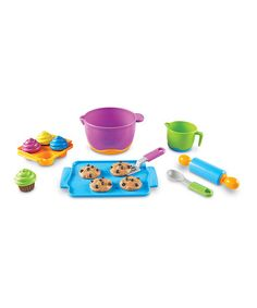 Take a look at this Bake it Play set by New Sprouts on #zulily today!