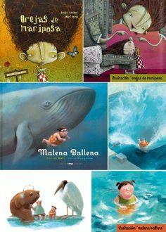 25 libros sobre emociones y sentimientos para niños / 25 children books about emotions and feelings