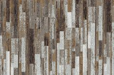 Glass Tiles - ReSalvage Collection Timber Tile Pattern from Artaic LLC