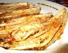Indivia belga gratinata al forno, ricetta facile