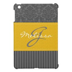 Yellow, Gray, White Striped Damask iPad Mini Case you will get best price offer lowest prices or diccount couponeReview          Yellow, Gray, White Striped Damask iPad Mini Case Review from Associated Store with this Deal...